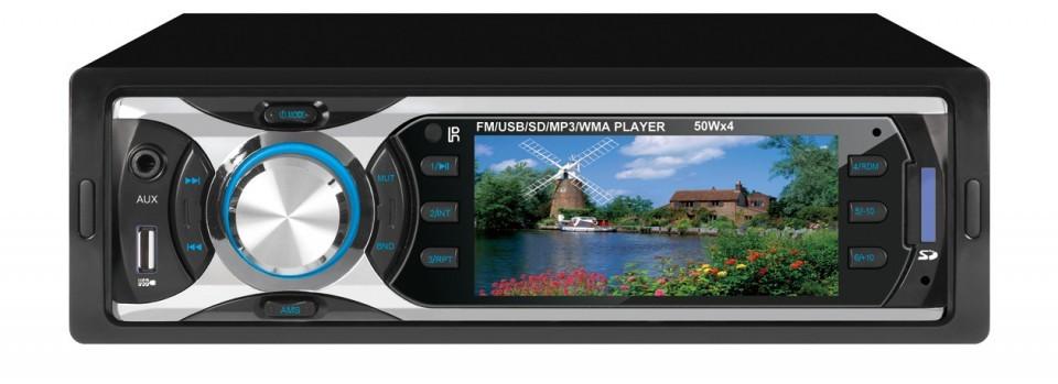 Player auto MP5 cu display