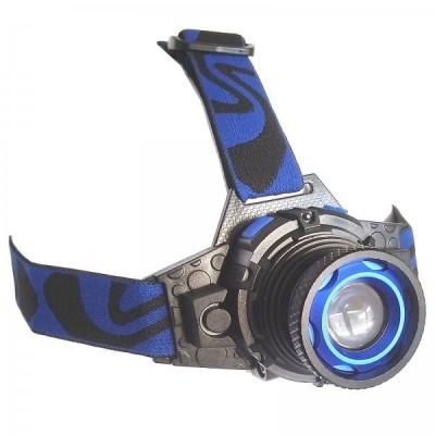 Lanterna frontala cu zoom si acumulator MX K16