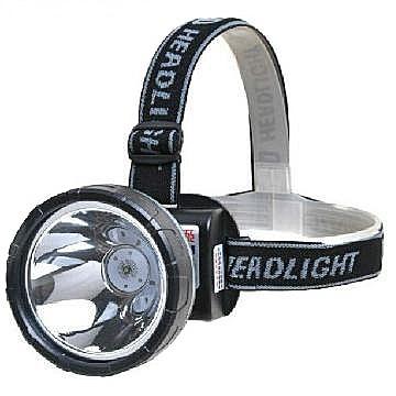 Lanterna frontala cu Led 10W si acumulator
