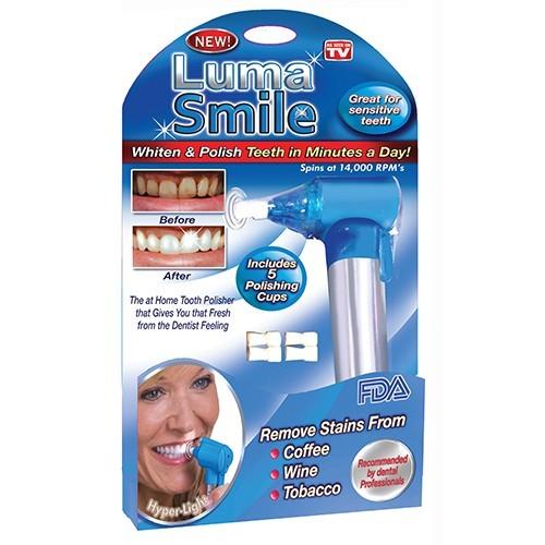 Aparat pentru albirea dintilor Luma Smile