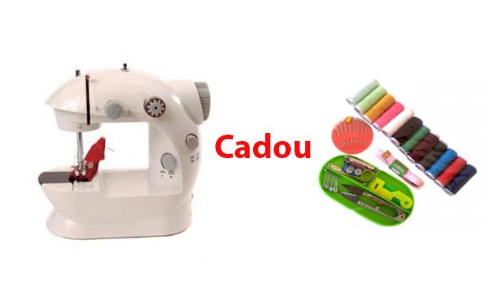 Masina de cusut portabila Sew Whiz Cadou Trusa de cusut