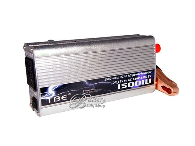 Invertor Auto 1500 W