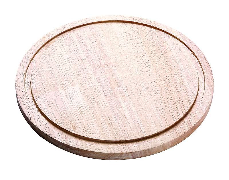 Tocator rotund din lemn Kaiserhoff 4300