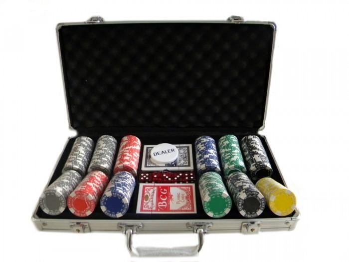 Set Poker 300 jetoane