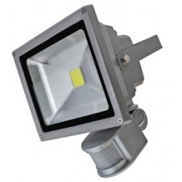 Proiector cu led si senzor - 10W