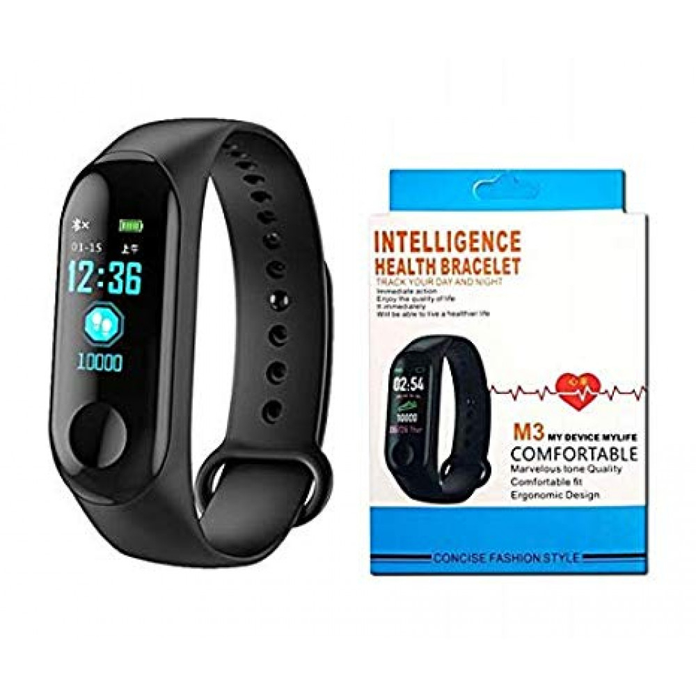 Bratara Smartwatch Fitness Bluetooth