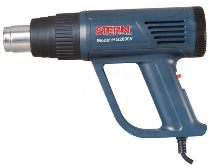 Pistol cald Stern HG2000V