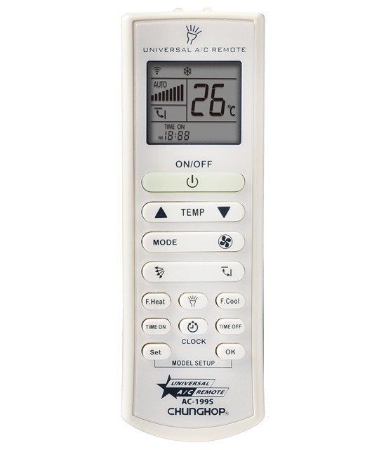 Telecomanda Universala Aer Conditionat AC-199S