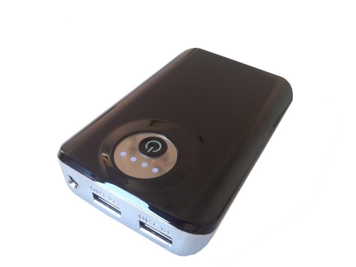 Acumulator extern pentru telefon PowerBank 10000mAh