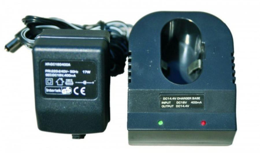 Adaptor si incarcator acumulator bormasina Stern CD06-144/B