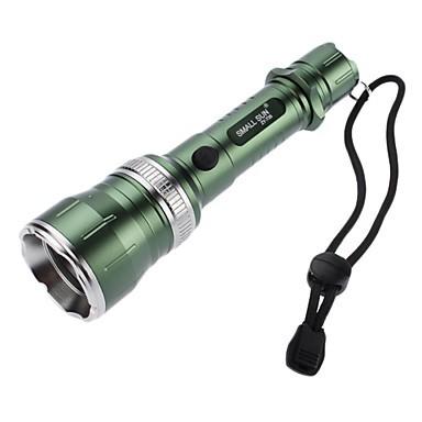 Lanterna reincarcabila cu zoom ZY-T35