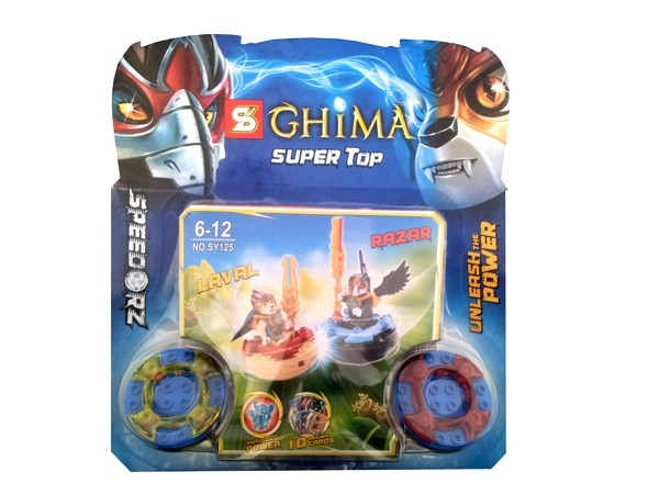 Ghima Super TOP SY125 - titirez