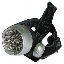 Lanterna frontala cu 18 leduri