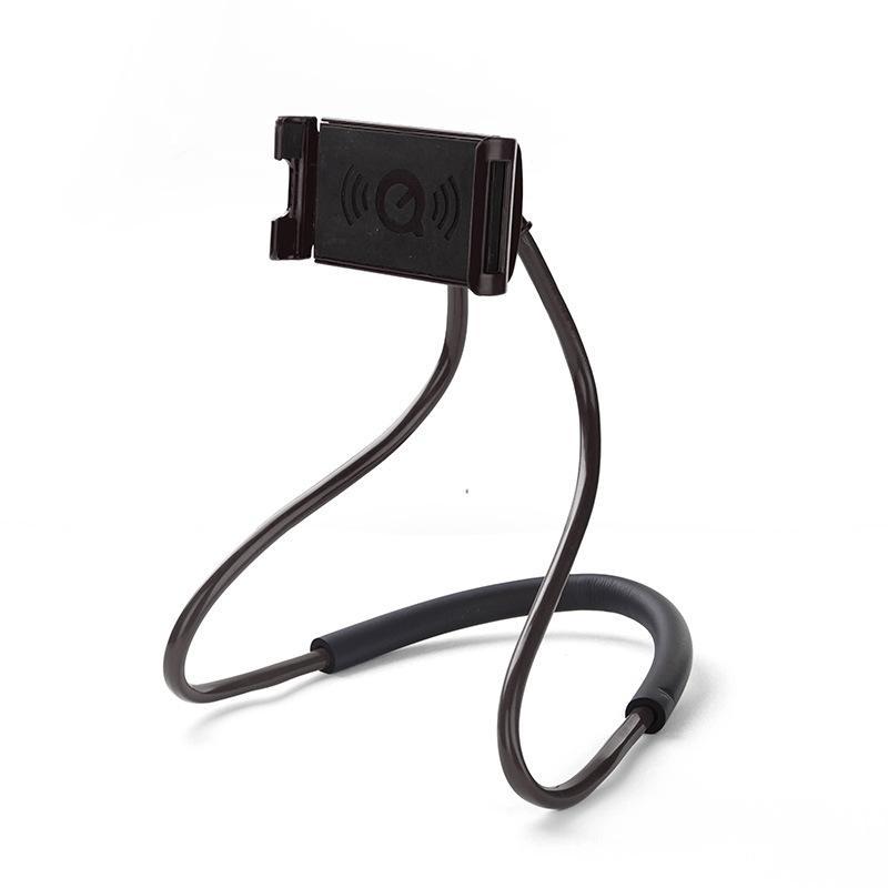 Suport telefon flexibil pentru gat