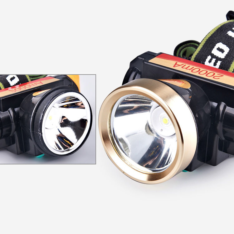 Lanterna frontala cu acumulator 20W TD805