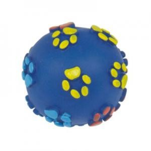Jucarie din cauciuc in forma de minge