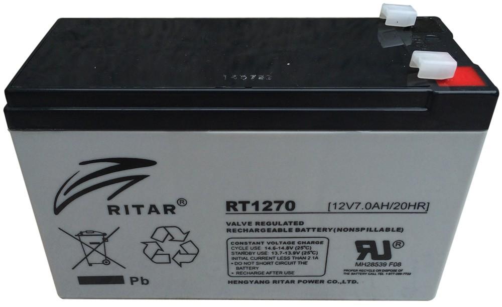 Acumulator 12V 7Ah Globstar RT1270