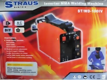 Aparat de sudura cu invertor Straus ST/WD-100IV