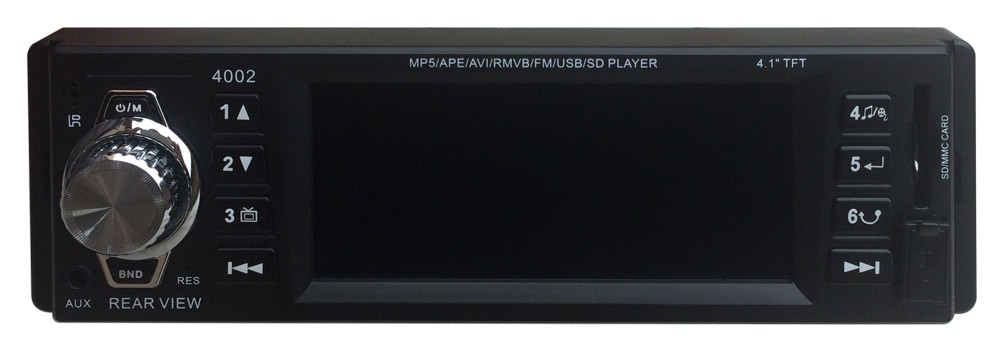 Professional Player Auto cu SD, USB, AUX, MP3