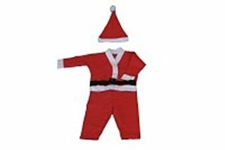 Costum Mos-Craciun pentru baietei