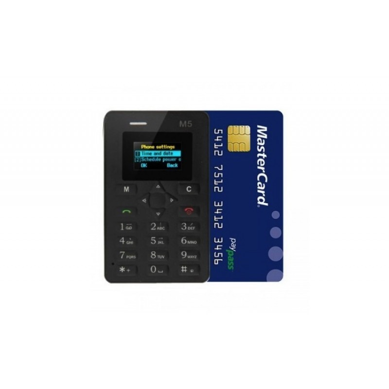 Telefon CardPhone ultra slim