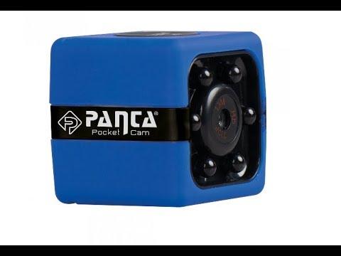 Camera video Panta Pocket mini compacta
