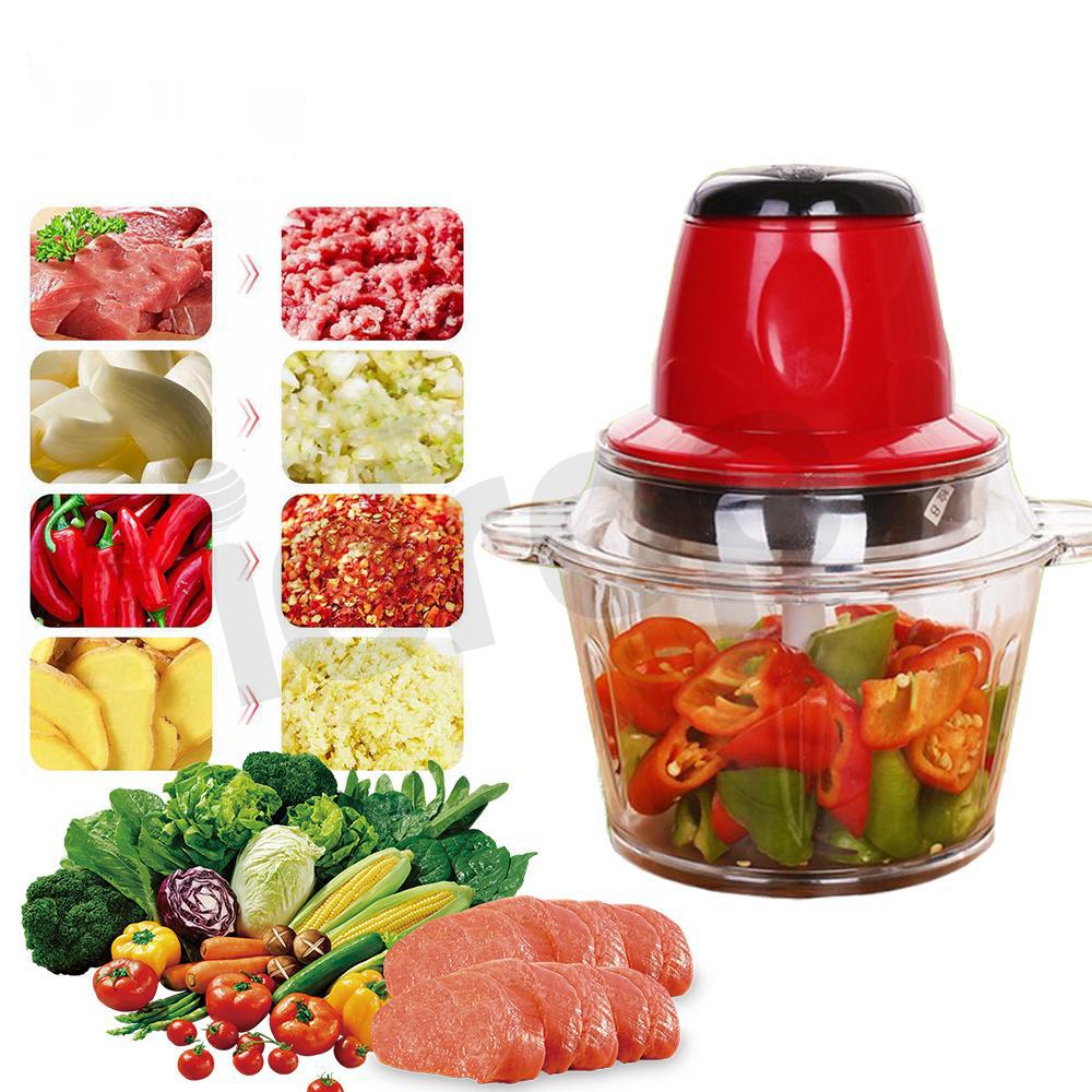 Tocator electric multifunctional pentru legume si fructe