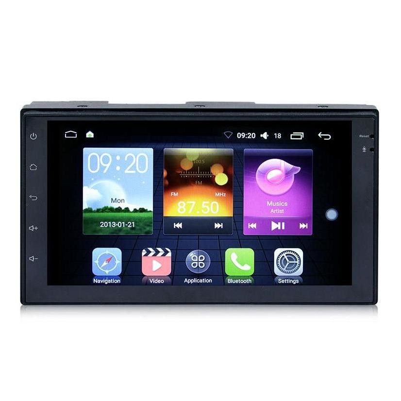 Navigatie Auto Android, Radio DVD Player Video, Mp5, WiFi, GPS