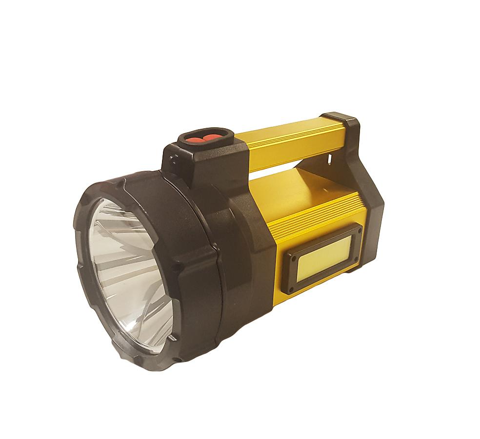 Lanterna LED profesionala 100W COB LED cu Acumulator si USB TD-9000C