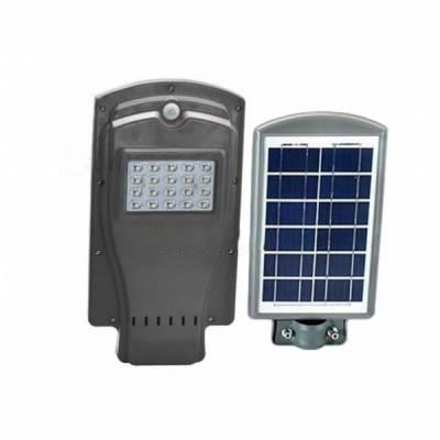 Image of Corp de iluminat 20W Solar si senzor de lumina LED
