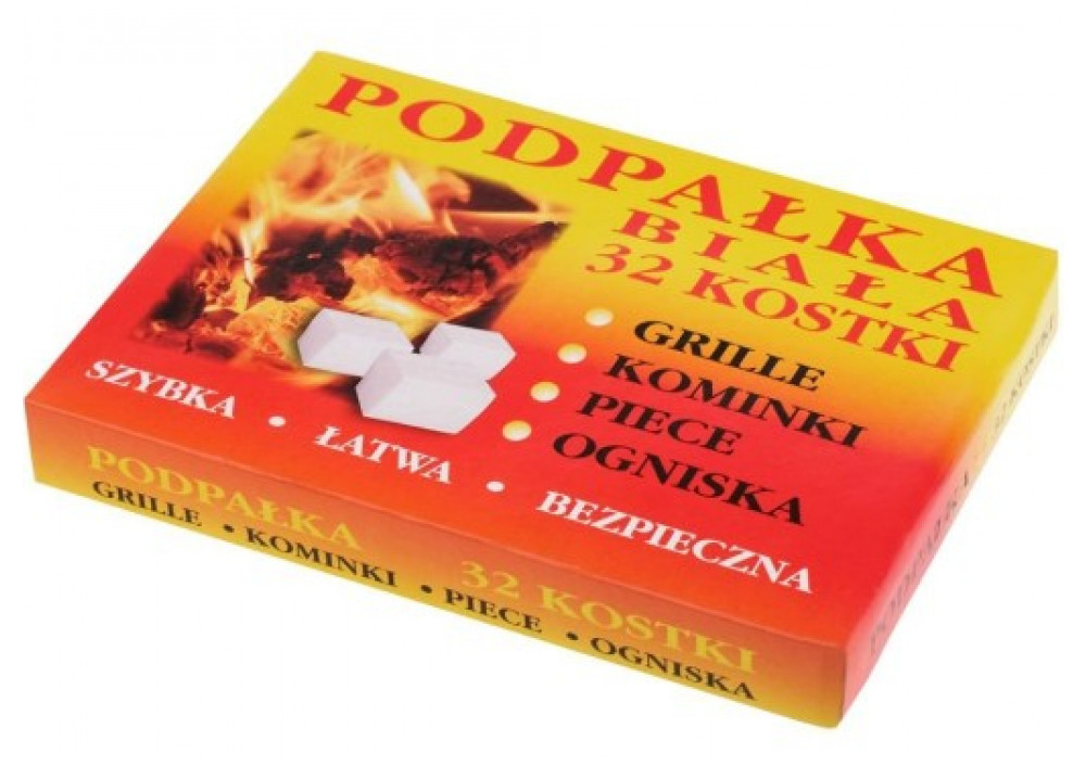 Set 32 buc pastile pentru aprins focul