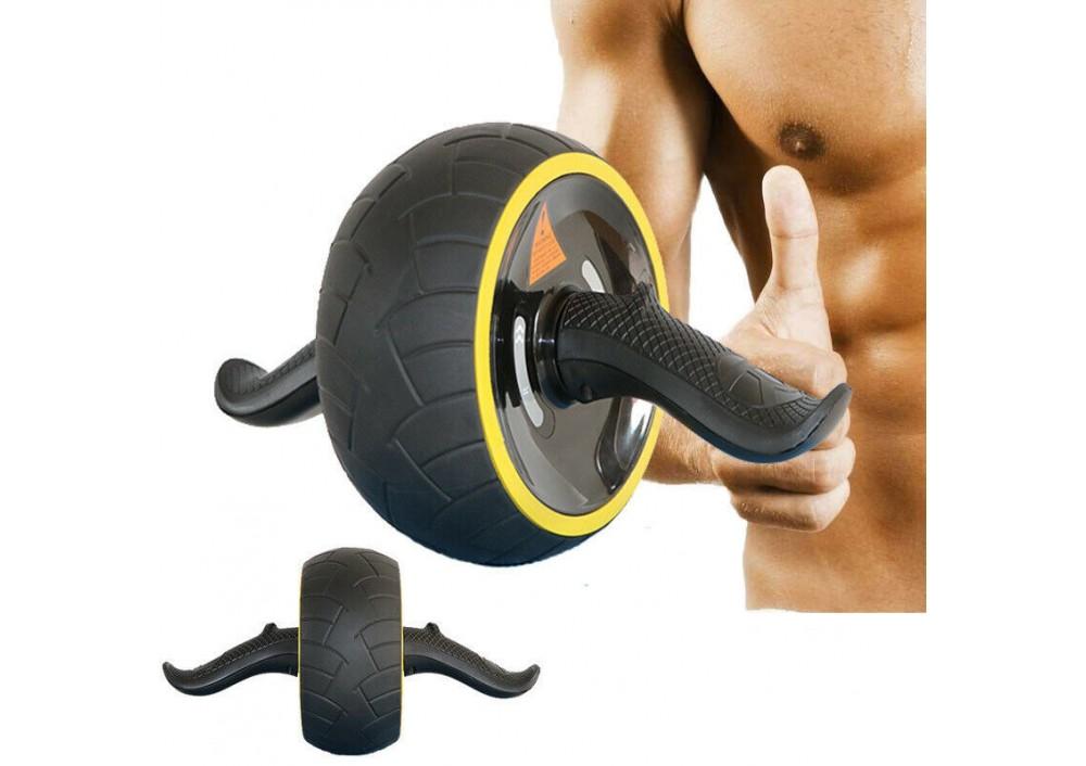 Aparat Ab Carver Gym roata pentru abdomene si definire musculara