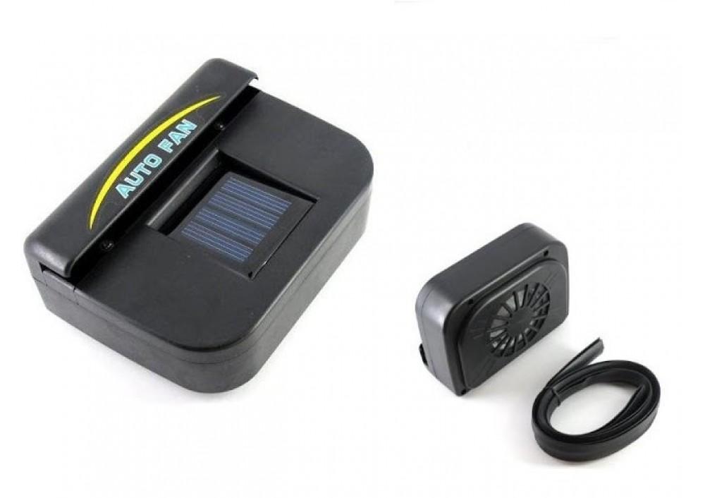 Ventilator auto cu alimentare solara - Auto Cool