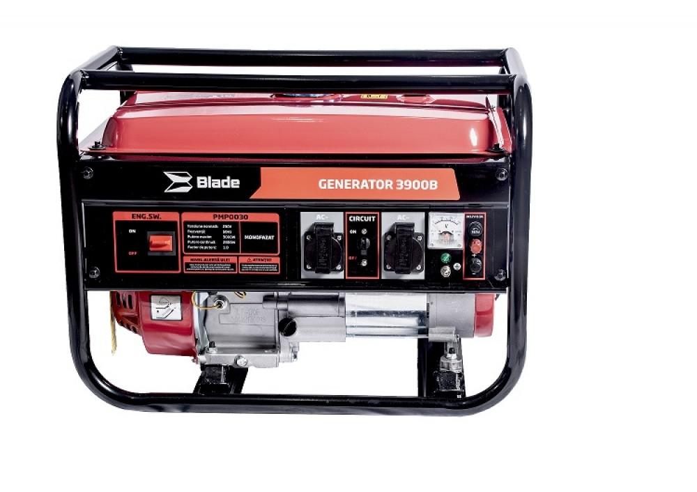 Generator pe benzina BLADE, 2800WGenerator pe benzina BLADE, 2800W