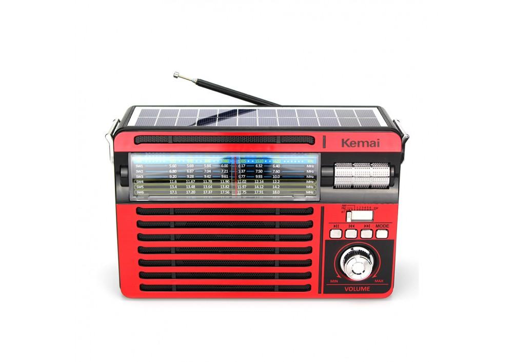 RADIO PORTABIL, MP3 PLAYER, PANOU SOLAR