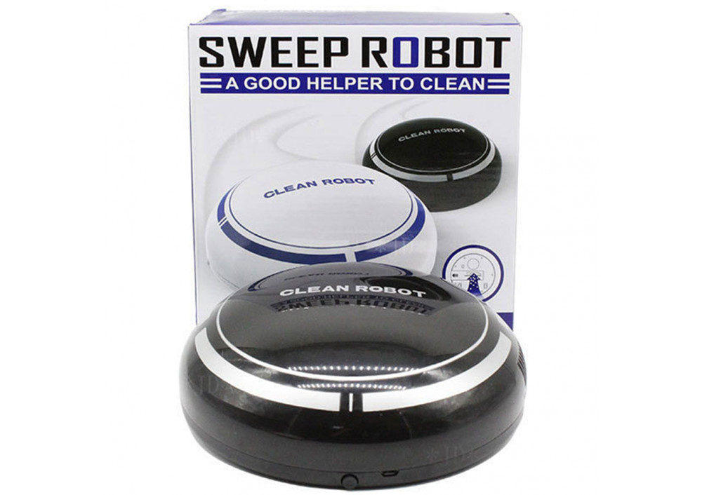 Robot inteligent cu aspirator pentru curatenie