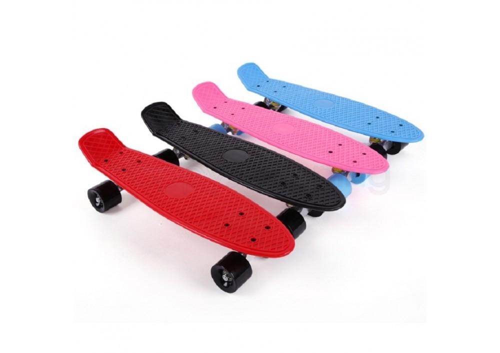 Skateboard colorat Penny Board