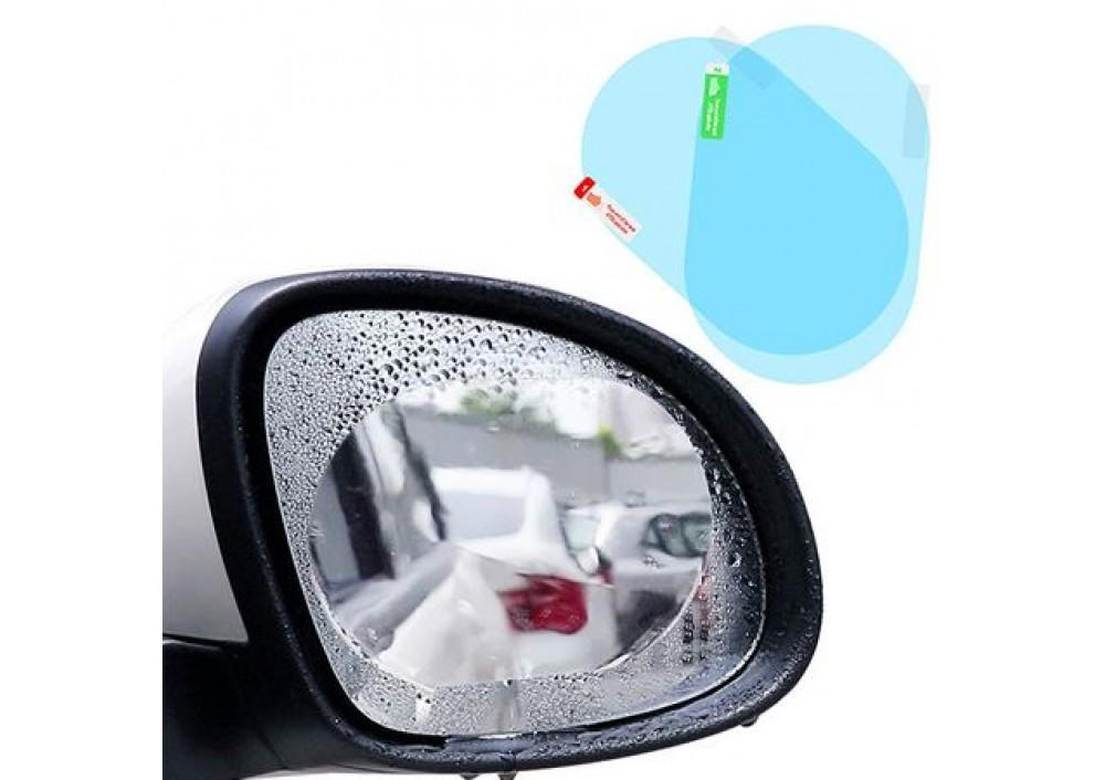 Folii protectie pentru oglinda retrovizoare anti-ceata, anti-ploaie