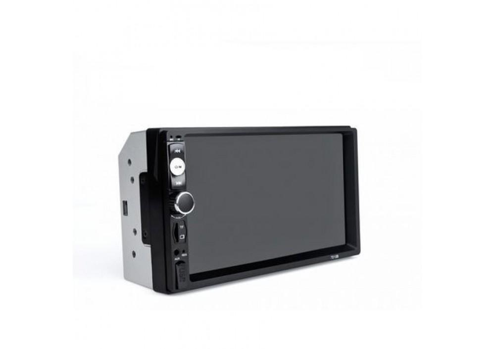 Multimedia Player auto Video Mp5 Mp3 radio, 2DIN Bluetooth cu Intrare Video