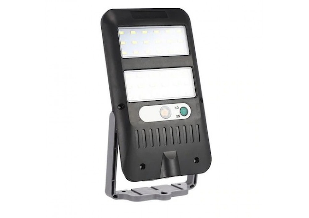 Lampa 36 LED-uri cu panou solar, JX-228