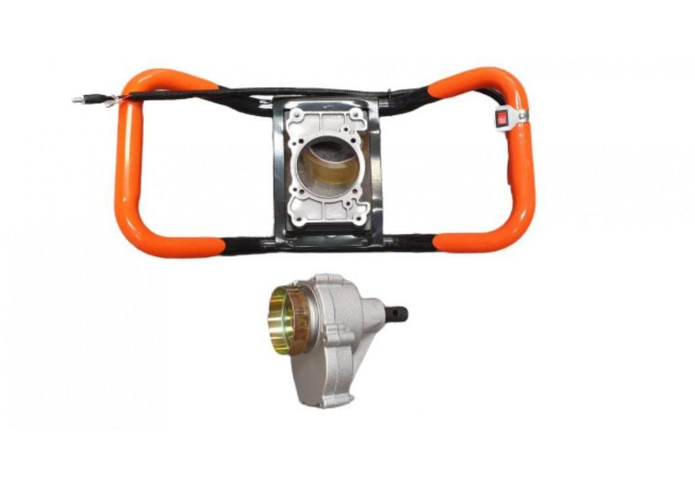 KIT accesoriu adaptare la motoburghiu sau motocositoare pe benzina CAMPION