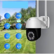 Camera supraveghere WIFI, pentru exterior, Rotativa, Cu Detectare Miscare