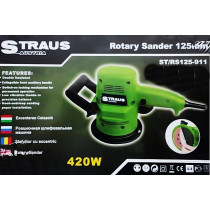 Slefuitor cu excentric Straus Austria ST/RS125-911 420W