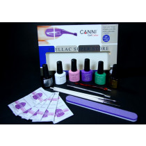 Set oja permanenta Shellac Canni