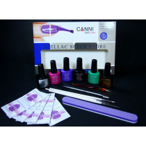 Kit Shellac Canni oja permanenta