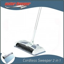 Matura electrica Walter Sweeper 2in1