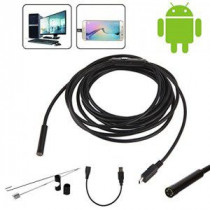 Camera Endoscop rezistenta la apa pentru Android si PC