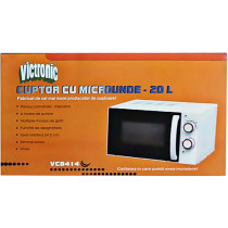 Cuptor cu microunde 20 L Victronic VC 8414