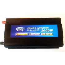 Invertor auto 2000W ONS
