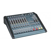 Mixer audio profesional 1300W cu efect voce